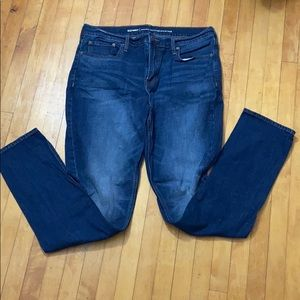 Men's Old Navy Athletic Fit Jeans